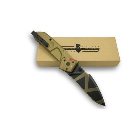 Couteau de combat Extrema Ratio MF1 sur www.equipements-militaire.com