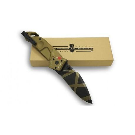 Couteau de combat Extrema Ratio MF1 BC sur www.equipements-militaire.com
