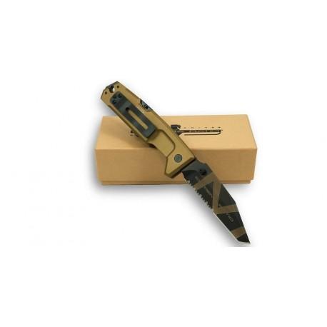 Couteau de combat Extrema Ratio Fulcrum II T sur www.equipements-militaire.com