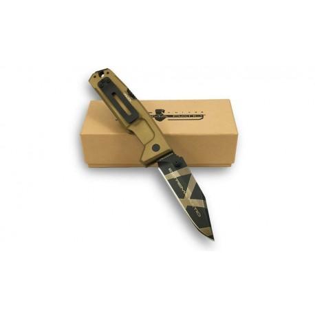 Couteau de combat Extrema Ratio Fulcrum II D sur www.equipements-militaire.com