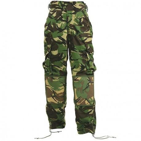 Pantalon tactique avec renforts Arktis C130