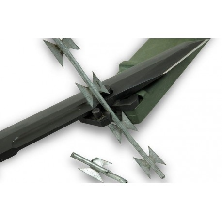 Baïonnette Extrema Ratio Fulcrum Ranger sur www.equipements-militaire.com