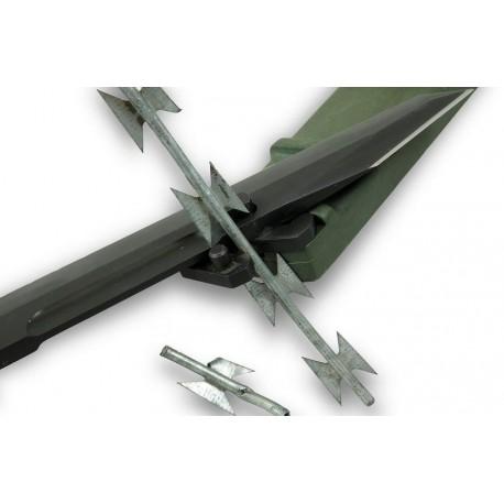 Baïonnette Extrema Ratio Fulcrum version civile sur www.equipements-militaire.com