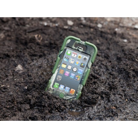 Coque Griffin Survivor All-terrain pour iPhone 5 / iPhone 5s sur www.equipements-militaire.com