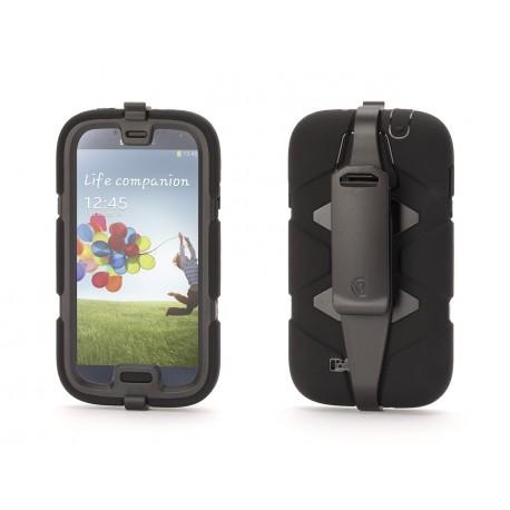 Coque Griffin Survivor All-terrain pour Galaxy S4 sur www.equipements-militaire.com