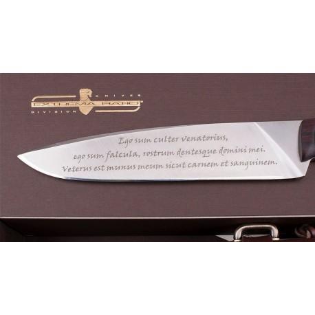 Couteau de chasse Extrema Ratio Culter Venatorius sur www.equipements-militaire.com