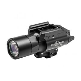 Lampe tactique avec Laser Surefire X400 Ultra