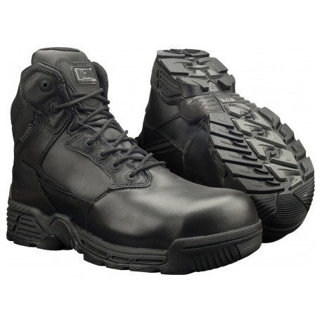 Chaussure militaire Magnum Stealth Force 6.0 Toile / Cuir sur www.equipements-militaire.com