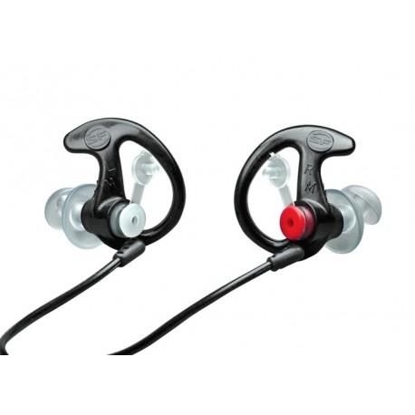 Bouchons anti-bruit Surefire EarPro EP3 Sonic Defenders sur www.equipements-militaire.com