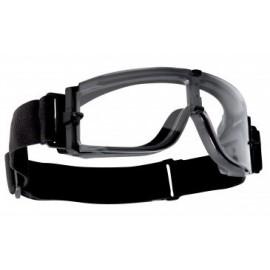 Masque balistique Bollé Safety X800 III Tactical sur www.equipements-militaire.com
