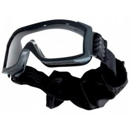 Masque balistique Bollé Safety X1000 Tactical sur www.equipements-militaire.com
