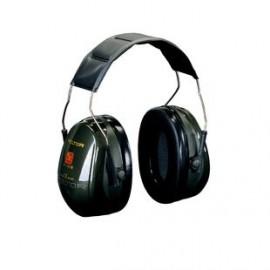 Casque anti-bruit 3M Peltor Optime II sur www.equipements-militaire.com