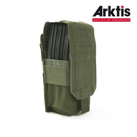 Triple porte-chargeur M16 / FAMAS Arktis M16 / FAMAS x3 Pouch W902 sur www.equipements-militaire.com
