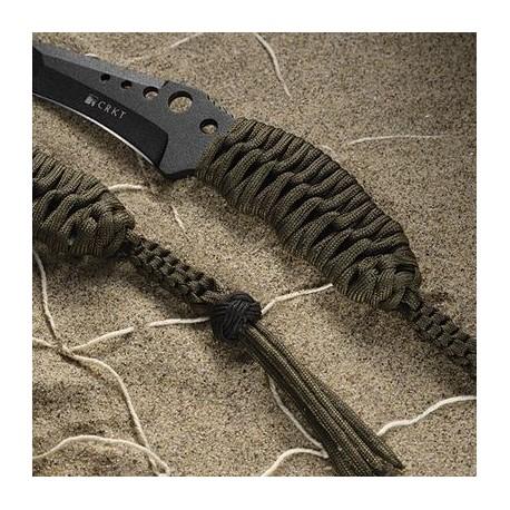Couteau de cou CRKT Triumph Crawford NECK sur www.equipements-militaire.com