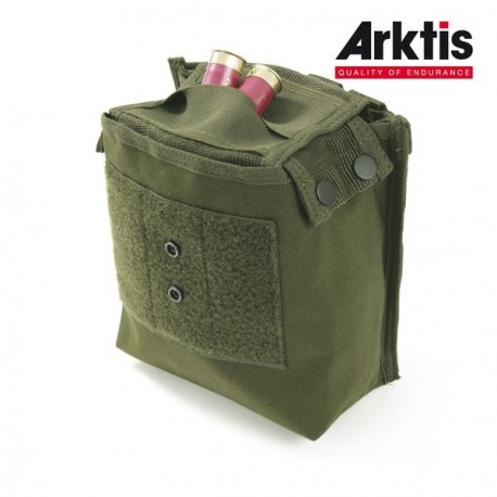 Poche 200 cartouches Minimi Arktis Minimi Box - 200 Rounds W906 sur www.equipements-militaire.com