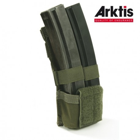 Double porte-chargeur MP5 Arktis Two MP5 Magazine Pouch W926 sur www.equipements-militaire.com