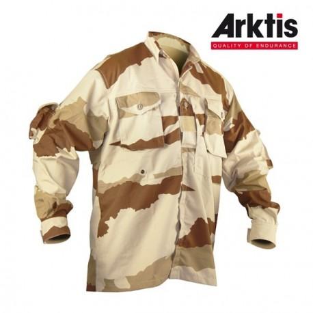Chemise de combat Arktis Hot Climate A110 sur www.equipements-militaire.com