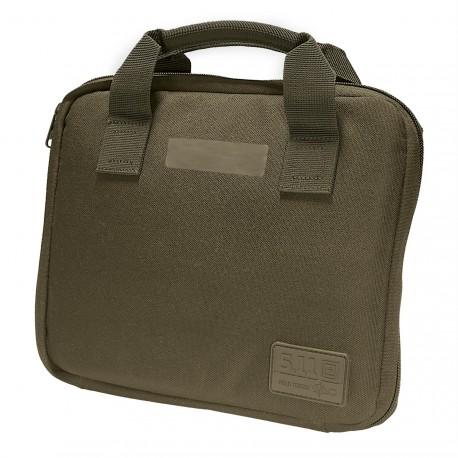 Housse discrète pour arme courte 5.11 Tactical Single Pistol Case sur www.equipements-militaire.com