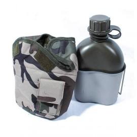 Gourde US A.R.E.S. avec housse et quart sur www.equipements-militaire.com