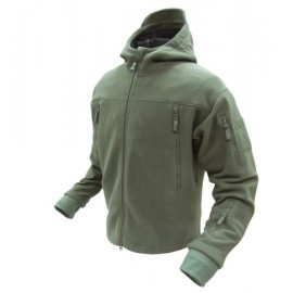 Veste polaire Condor Outdoor Sierra Hooded Fleece Jacket