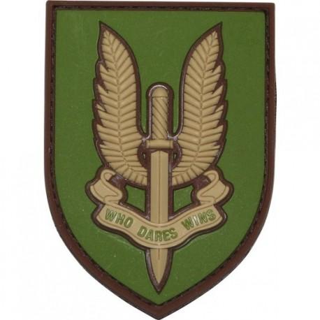 Patch militaire SAS chez www.equipements-militaire.com