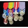 Kit porte-médailles militaires Martineau