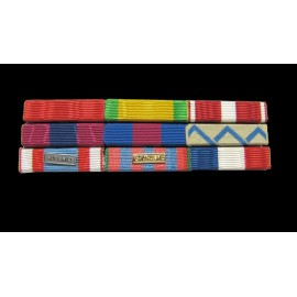 Kit porte-barettes militaires Dixmude Martineau