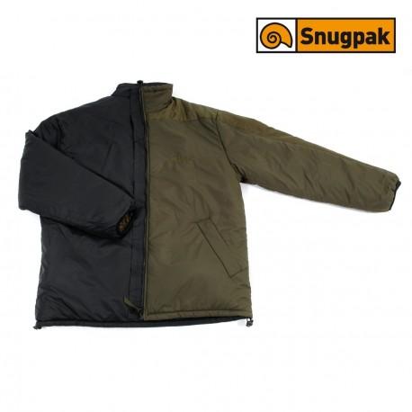 Veste grand froid Snugpak Sleeka Elite Reversible chez www.equipements-militaire.com