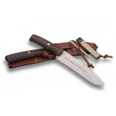 Couteau de chasse Extrema Ratio Dobermann IV Africa sur www.equipements-militaire.com