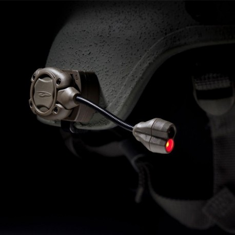 Lampe Princeton Tec Switch MPLS LED RED/WHITE chez www.equipements-militaire.com