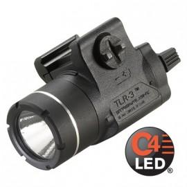 Lampe tactique Streamlight TLR-3 chez www.equipements-militaire.com