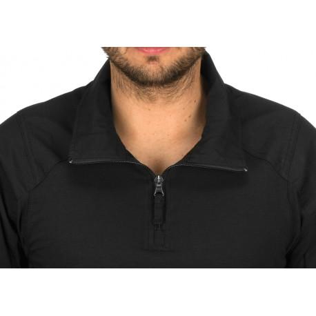 Combat Shirt M.KIII Noir Clawgear chez www.equipements-militaire.com