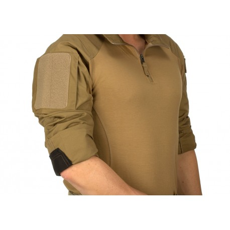Combat Shirt M.KIII Coyote Clawgear chez www.equipements-militaire.com