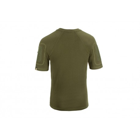 Tee-Shirt Tactique Instructor M.KII Vert Clawgear chez www.equipements-militaire.com