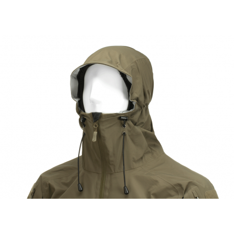Veste coupe-vent ClawGear Melierax Hardshell Jacket chez www.equipements-militaire.com