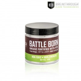 Graisse Battle Born Breakthrough® Clean chez www.equipements-militaire.com