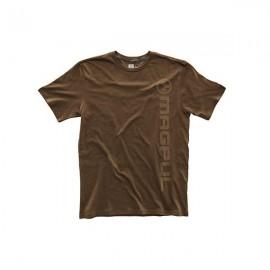 Tee shirt logo vertical Magpul chez www.equipements-militaire.com