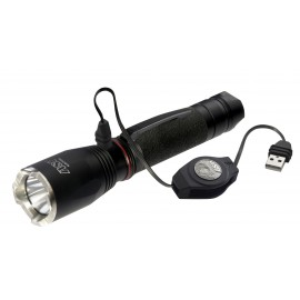Lampe tactique rechargeable ASP Turbo USB