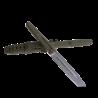 Couteau de combat Extrema Ratio Mamba sur Equipements-militaire.com
