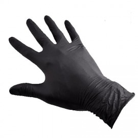 Gants nitrile North American Rescue Black Talon sur Equipements-militaire.com