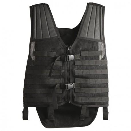 Veste tactique légère Uncle Mike's Modular Entry Vest sur www.equipements-militaire.com