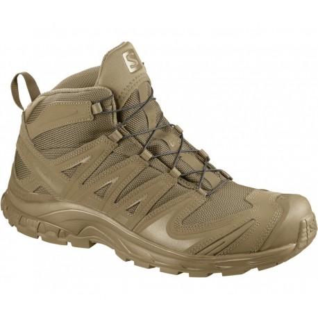 Chaussures SALOMON XA FORCES MID 2018 chez www.equipements-militaire.com