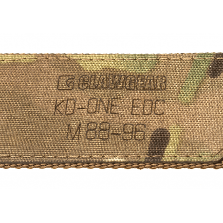 Ceinture Clawgear KD One Belt chez www.equipements-militaire.com