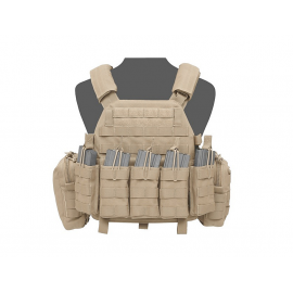 Gilet porte plaque DCS DA 5.56 Plate Carrier Warrior Assault Systems chez www.equipements-militaire.com