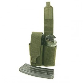 Double porte-grenade fumigène / chargeur FAMAS Arktis Double Smoke Grenade W915