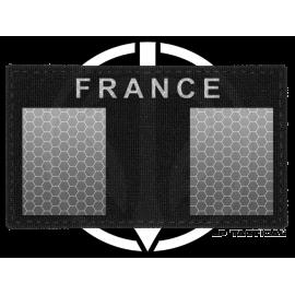 Patch Fieldcut Reflective France LP Tactical