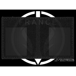 Patch Fieldcut Reflective simple France LP Tactical