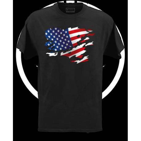 Tee-shirt USA C-shirt LP Tactical chez www.equipements-militaire.com