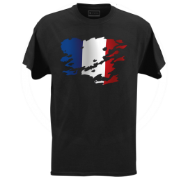 Tee-shirt France C-shirt LP Tactical chez www.equipements-militaire.com