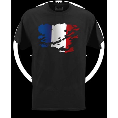 Tee-shirt France C-shirt LP Tactical chez www.equipements-militaire.com
